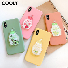 COOLY Avocado Strawberry Case For Huawei P20 Pro P30 Lite P10