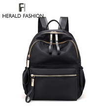Herald Fashion Backpack Women Leisure Back Pack Korean Ladies Knapsack
