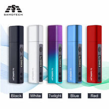 NEW HITASTE P6 Heat Not Burn Device 3000mah battery variable heating time Tempreture control LED scr