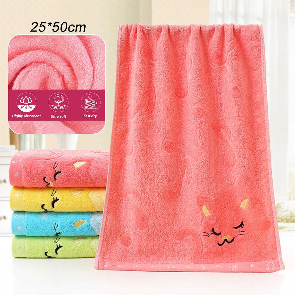 Urijk 1 قطعة 4 ألوان منشفة عالية الامتصاص للماء الوجه منشفة سميكة القطن الصلبة منشفة استحمام منشفة الشاطئ للكبار سريعة الجافة لينة