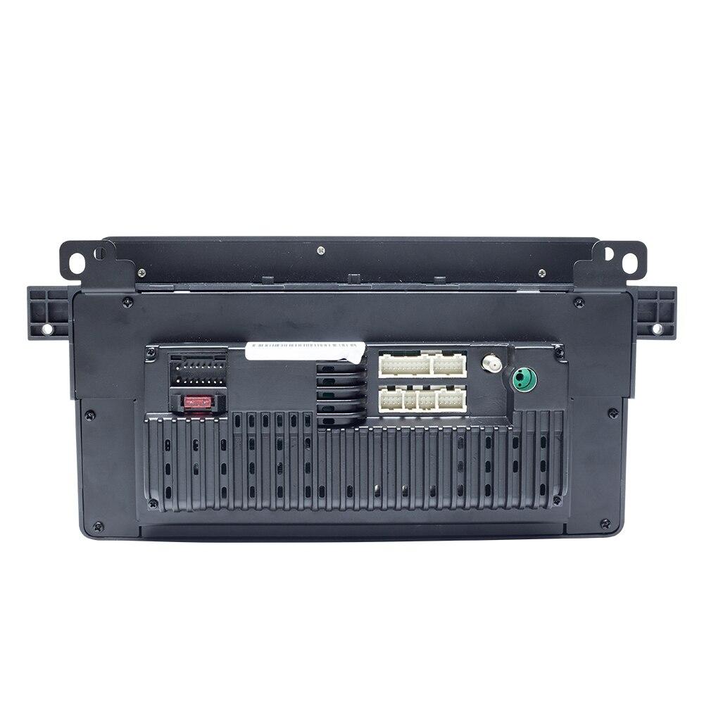 1 Din Android 10Car Radio reproductor Multimedia para BMW E46 M3 318/320/325/330/335Rover 75 Coupe unidad principal de navegación GPS DVD ESTÉREO - 2