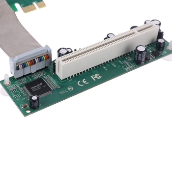 PCIE to PCI Express x16 Conversion Card PCI-E Expansion Converter Adapter Board 72XB