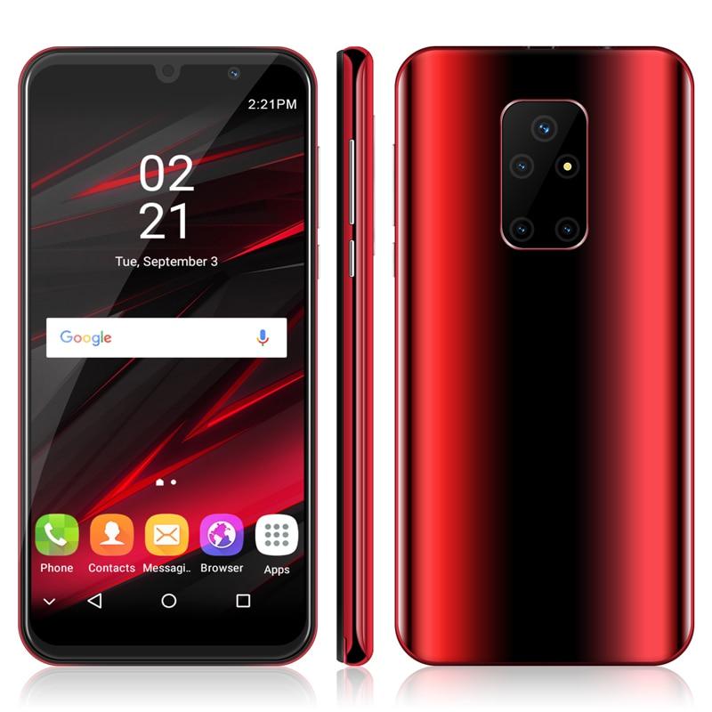 Фото. XGODY 3g мобильный смартфон mate 30 Mini Android 9,0 5,5 дюйм 18:9 1 ГБ 4 ГБ MTK6580 четырехъяд
