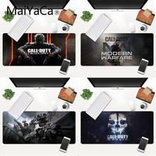 MaiYaCa Call of Duty Modern Warfare myszy do gier podkładka pod mysz podkładka pod mysz do gier gamer duża mata Deak 700x300mm do overwatch/cs go