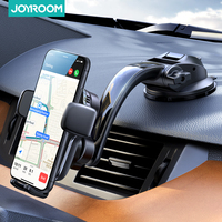 Joyroom 15W Qi Auto Telefon Halter Drahtlose Auto Ladegerät Automatische Ausrichtung Car Mount CD Air Vent Halterung Auto Ladegerät universal