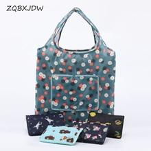 Handbag ZQBXJDW Protection-Bag Storage-Bag Zipper-Bag Folding Environmental Portable