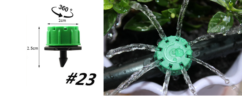 Hd3552909d2be4ad2af0db792439be2f7R Garden Drip irrigation Hose Connector Spray Sprinkler Automatic Irrigation Garden Irrigation System Autowatering