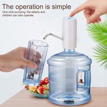 Wireless Electric Portable Water Automatic Dispenser 5 Gallon Drinking Bottle Switch Smart  Water Pump