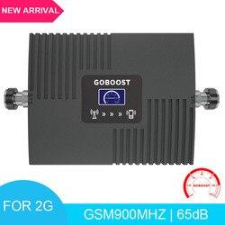Wyświetlacz LCD telefon komórkowy wzmacniacz wzmacniacz sygnału GSM 900Mhz 2G telefony komórkowe wzmacniacz sygnału 65dB wzmocnienie wzmacniacza telefonu