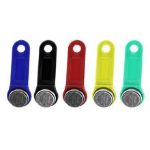 50 шт./лот перезаписываемый клон RFID ТМ touch memory ключ RW1990 IButton копию карты сауна ключ дубликат