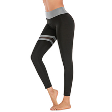 CHRLEISURE Mesh High Waist Yoga Pants Womens Fitness Sport Leggings Women Pant Push Up Gym Tights