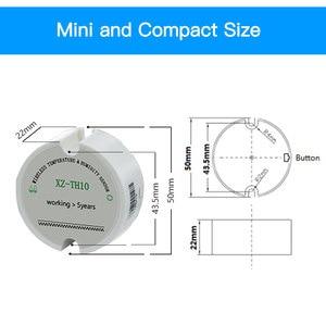 Image 5 - 低エネルギー湿度センサーワイヤレス温度センサ送信機 868/915/433MHz 無線温湿度データロガー