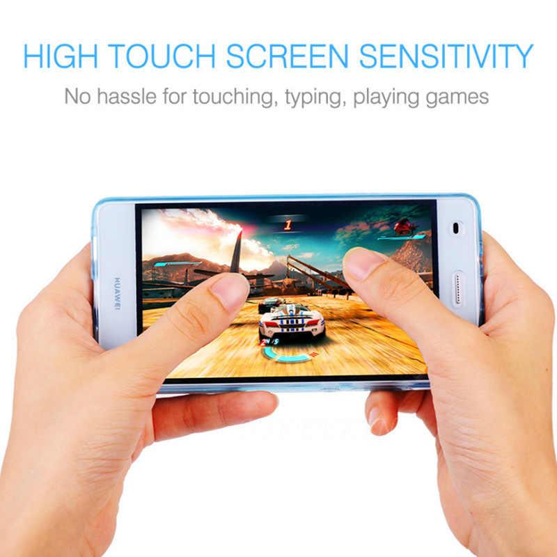 360 מלא כיסוי מקרה עבור Huawei P40 Lite E Y5 Y6 Y7P P חכם 2019 מגן סיליקון טלפון כיסוי עבור כבוד 10 לייט 20 לייט 20S