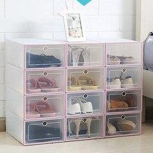DIY Storage Box Case Organizer Shoebox shoe cabinet