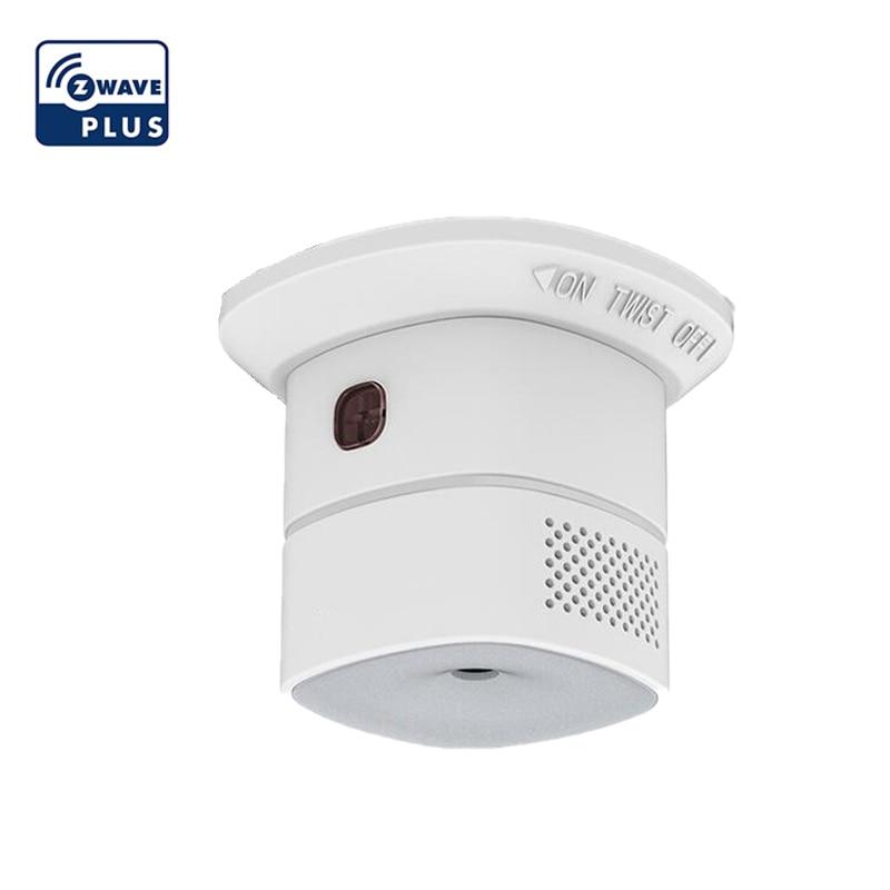 Z-welle Kohlenmonoxid-detektor Sensor Alarm 85dB/1m Smart Home EU Version 868.42mhz Z welle Smart detektor