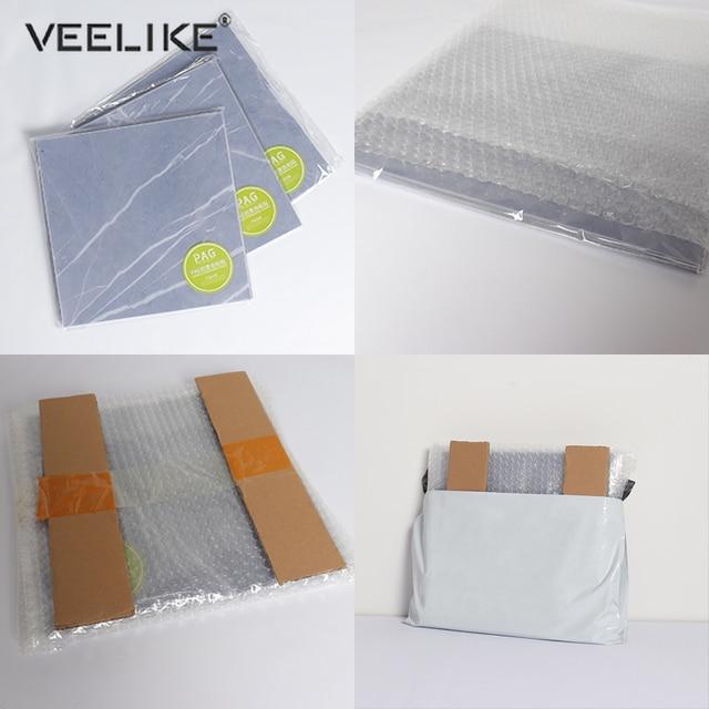 PVC Waterproof Marble Floor Tile Decals Vinyl Self Adhesive Film Non-Slip Floor Stickers Bathroom Living Room Decor Wall Sticker 6