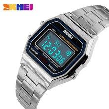 Skmei Men Retro Business Watch Waterproof Electronic Watch Trend Fashion And Per