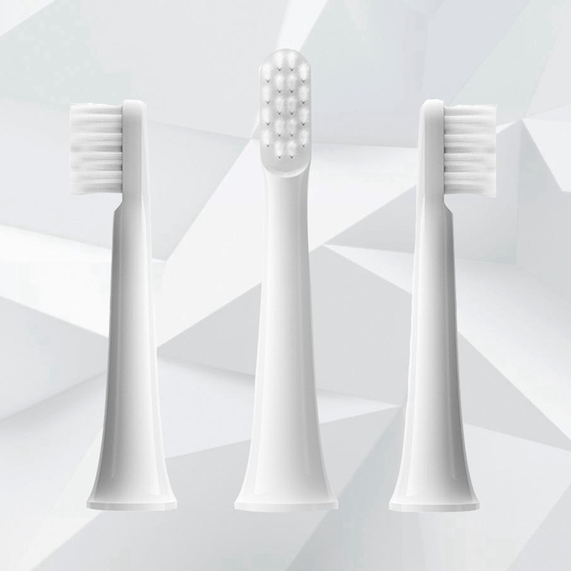 4Pcs Replacement Heads For Xiaomi Mijia T100 Mi Smart Electric Toothbrush Heads Cleaning Whitening Healthy