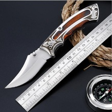 Tactical high hardness knife field survival multi-function hunting knife self-defense folding knife tool outdoor knife damascus steel forged straight knife hunting high hardness outdoor self defense knife tactical army survival knife edc tools