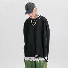 Cooo Coll 19FW Harajuku Hoodie Sweatshirt Mens Casual Black Hip Hop Print Justin Bieber Streetwear Clothing Top Coat Male