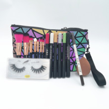 Makeup Set Box Professional Travel Cosmetic Bag Mak