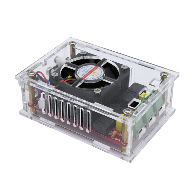 DC 12V 24V TDA7498 100WX2 High Power Audio Amplifier Board Car RCA Amplificador For Speaker Home Theater