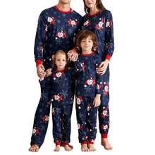 Комплект пижам aa 2020 для родителей и детей Классическая семейная