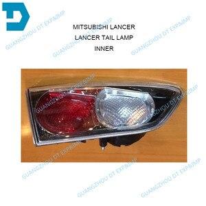 Image 3 - Inner Driver Side Tail Light For Lancer ex passenger side lamp for EVO 10 2007 2014 Tail Rear Brake black 2 version