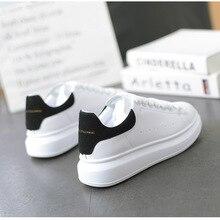 Новинка, мужские белые кроссовки, женская модная Вулканизированная обувь, размер 35-44, высокое качество, обувь в стиле хип-хоп