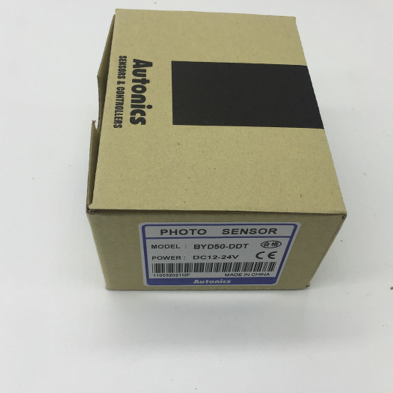 BYD50-DDT Photoelectric switch 6months Warranty
