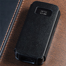 PU Leather Protective Case for FiiO SK BTR5 Bluetooth AMP Bluetooth Adapter Non slip Wear resistant Cover Skin Case Accessories