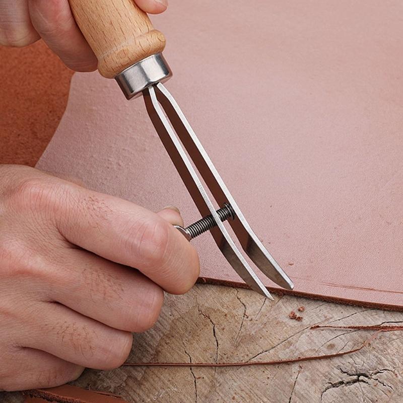 Leathercraft Adjustable Edger Cutter