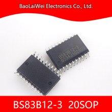 5 pièces BS83B08-3 BS83B12-3 16NSOP 20SSOP 20SOP puce ic Composants Électroniques