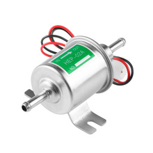 12V Electronic Fuel Pump New Gas Diesel Inline Low Pressure Electric Professional Parts M13