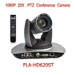 Image 1 - HD 20 кратный zoom DVI SDI IP 1080p ptz веб камера 1920x1080P60, потоковое видео для видеоконференции, церкви