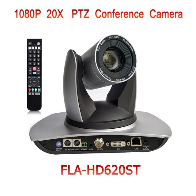 HD 20xซูมDVI SDI IP 1080P Ptzเว็บแคม 1920x1080P60 Live Streaming Video Conferenceโบสถ์กล้อง