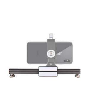 "Image 4 - Kolivar スライダー 9 ""/23 センチメートルミニ調整可能な減衰カメラトラックレールド一眼レフカメラ用スマートフォン DV 移動プロビデオ映画"