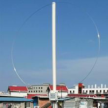Mla-30+ Toroidal Antenna Active Receive Antenna 100KHZ-30MHZ for Short Wave