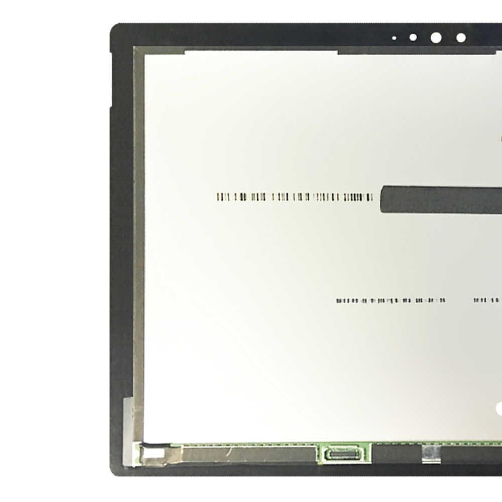 LCD para Microsoft Surface Pro 4 1724 pantalla digitalizador Panel táctil reemplazo de montaje de vidrio