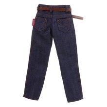 1/6 шкала мужские классические джинсы брюки для 12 ''фигурка тела