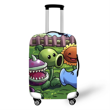 Case Elastic-Luggage Protective-Cover Travel-Accessories 18-32inch-Plants Dust-Bag Zombie
