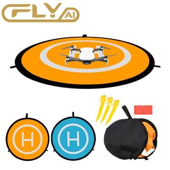 цена на Landing Pads 55cm 75cm 110cm Drone Landing Pads for RC Quadcopters DJI MAVIC MINI PRO SPARK PHANTOM INSPIRE Drone Accessories