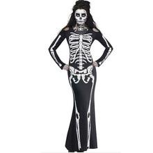 halloween love live cosplay pumpkin print spider adult costume 2019 holiday dresses women dinosaur skull costumes