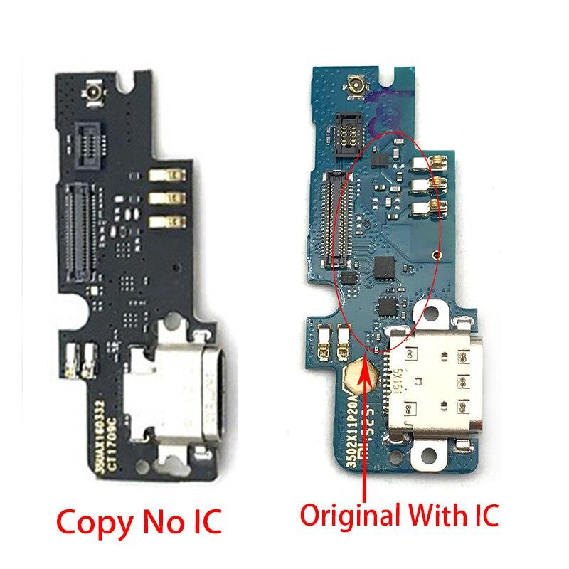 USB Charger Dock Connector For Xiaomi Mi 4C Mi4c Charging Port Flex Cable Repair Parts
