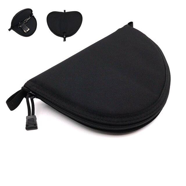 Tactical  Gun Pistol Protector Cover Holster Pistol case Pistol Zipper Storage Case Fit Medium Handgun Gun Bag Key Bag Storage b 5