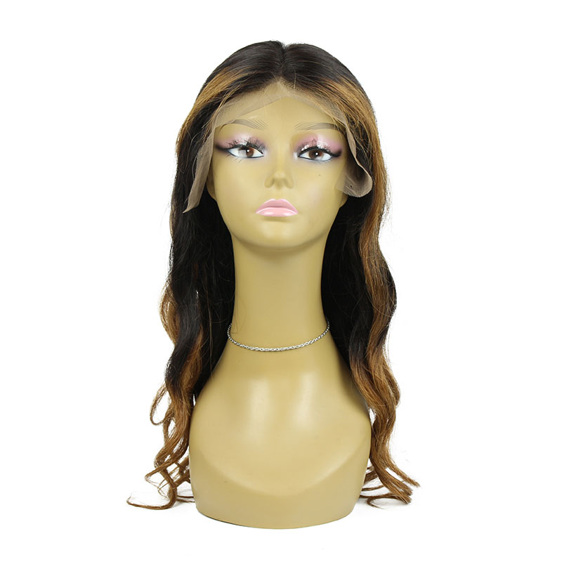Wholesale Cheap Natural Water Wave Human Hair Lace Front Wig With Baby Hair,human Hair Wig Lace Front