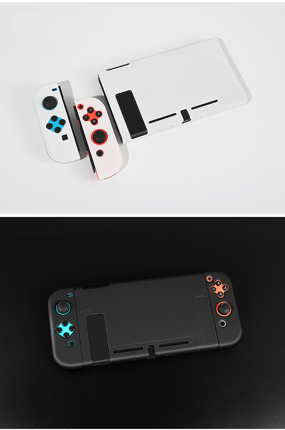 Protective Case Joy Con Controller Shell Hard Housing Full Cover Shell For Nintend Switch (4)