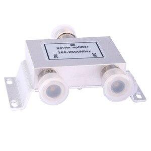 Image 5 - Разветвитель питания N 1 В/2, 380 ~ 2500 МГц для усилителя сигнала GSM CDMA 3G, подключение к внутренней антенне, уличная антенна