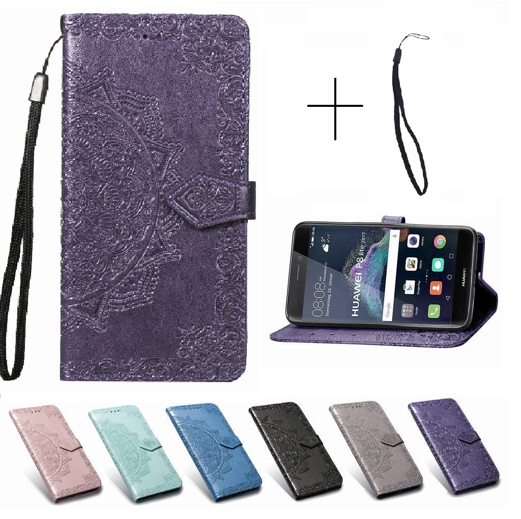 For Doogee Y9 Plus Y8C Y8 Plus Good Quality Wallet Leather Protective Phone Cover image