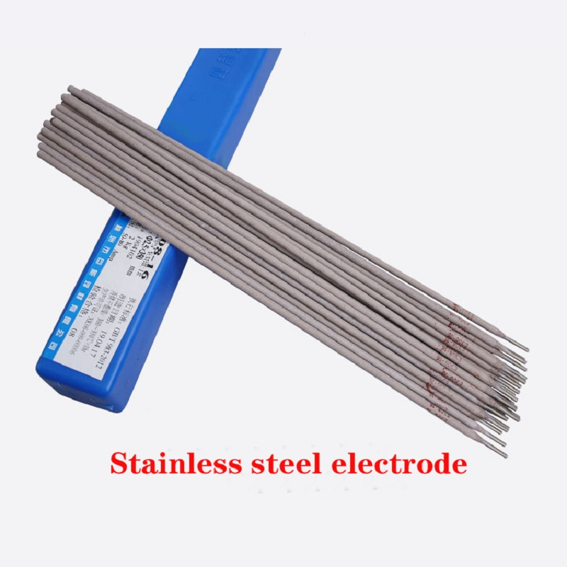 10pcs Stick Welding Consumables Covered Electrodes For Welding Stainless Steel 1.6mm 2.0mm 2.6mm 3.2mm 4.0mm 5.0mm